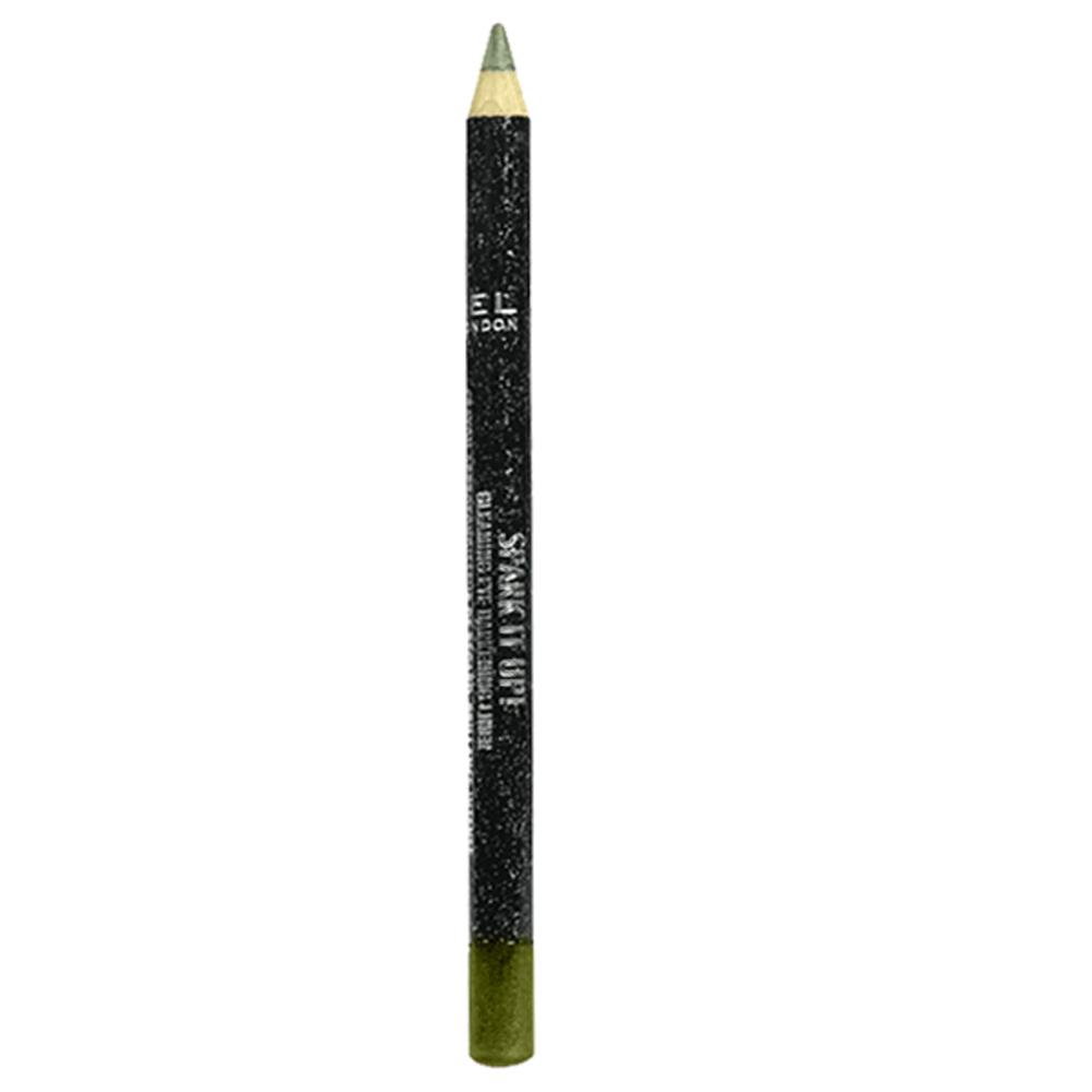Creion dermatograf Rimmel Spark It Up! Gleaming Eye Darkening Liner - Black Gold