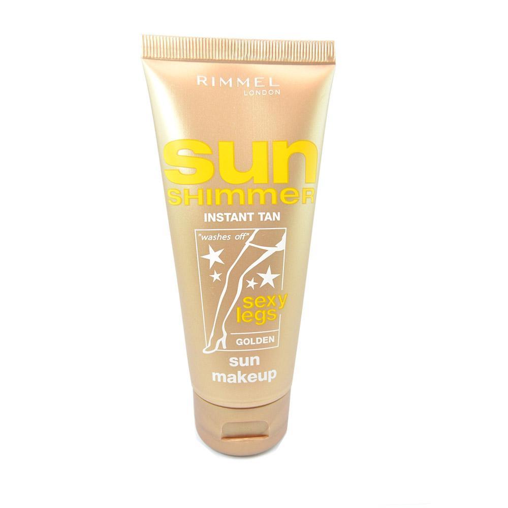 Crema autobronzanta Rimmel Sun Shimmer Golden Tan