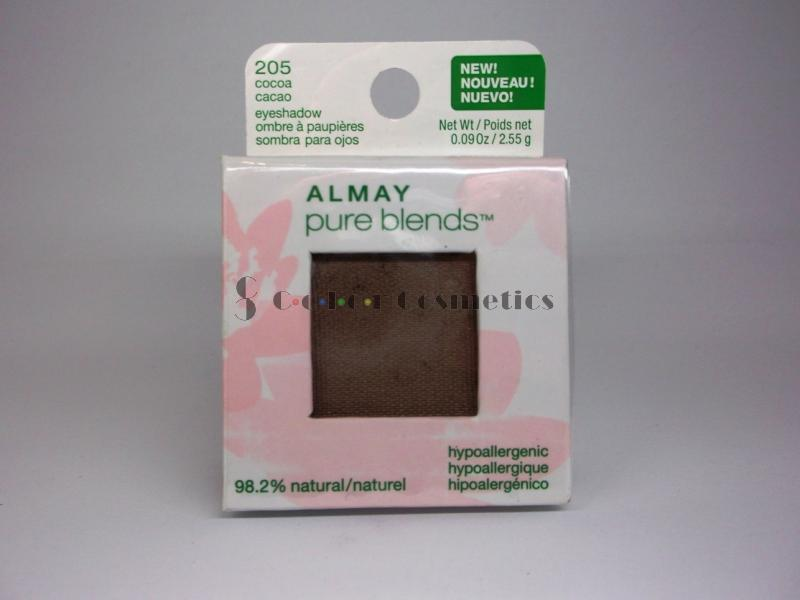 Fard Almay pure blends 98.2% natural - Cocoa