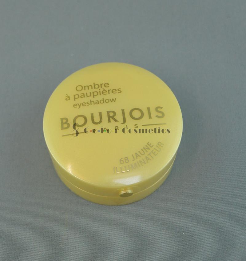 Fard Bourjois Ombre a paupieres - Jaune Iluminateur