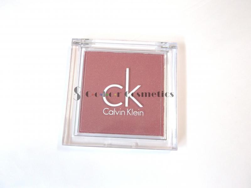 Fard de obraz Calvin Klein Blush flush with desire - Berry Shimmer