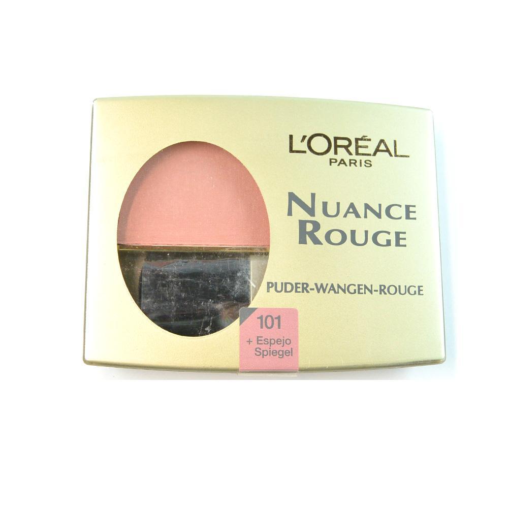 Fard de obraz L'Oreal Nuance Rouge Powder Blush -  Bois De Rose