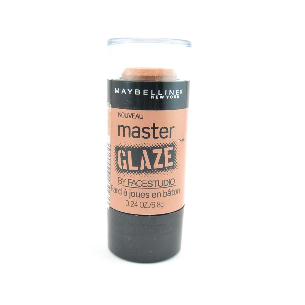 Fard de obraz Maybelline Master Glaze By Facestudio Blush Stick - Warm Nude