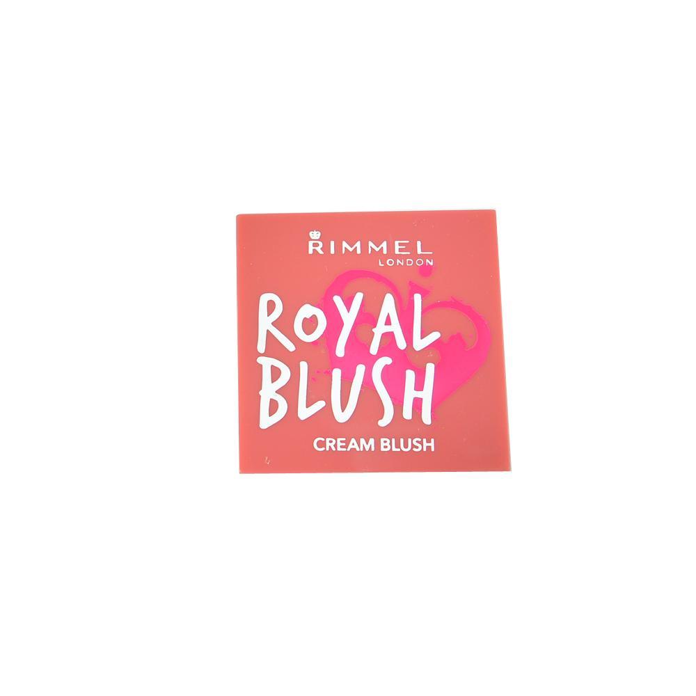 Fard de obraz Rimmel Royal Cream Blush -  Coral Queen