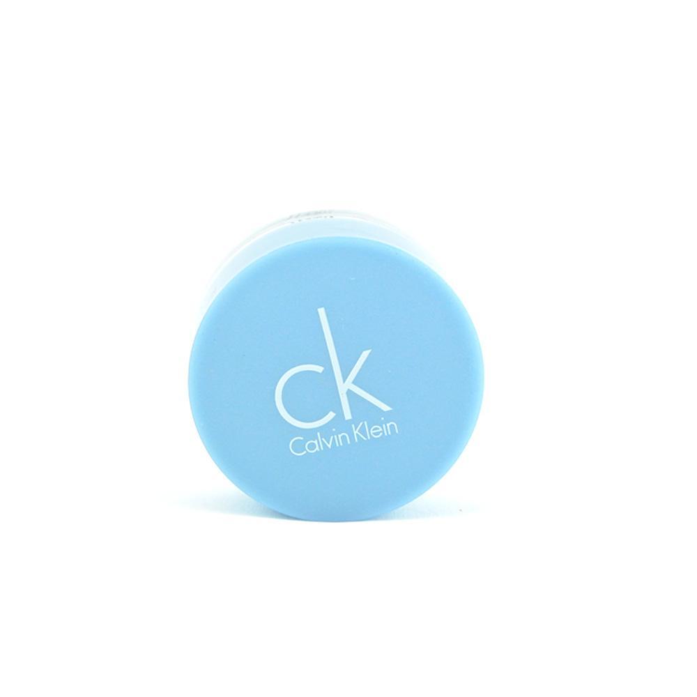 Fard de pleoape cremos Calvin Klein Cream Eyeshadow Pots Tempting Glimmer Sheer Creme - Champagne Satin