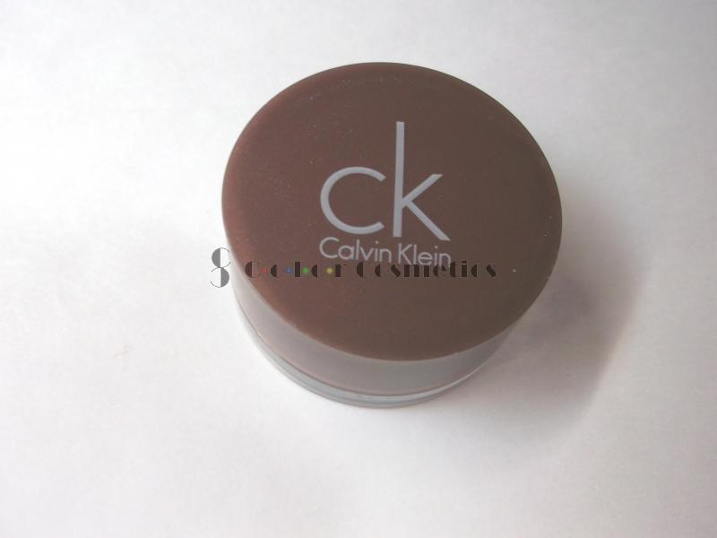 Fard de pleoape cremos Calvin Klein Cream Eyeshadow Pots Tempting Glimmer Sheer Creme - Sheer Nectar