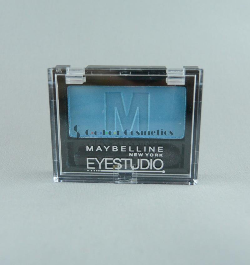 Fard de pleoape Maybelline EyeStudio mono - Blue Paradise