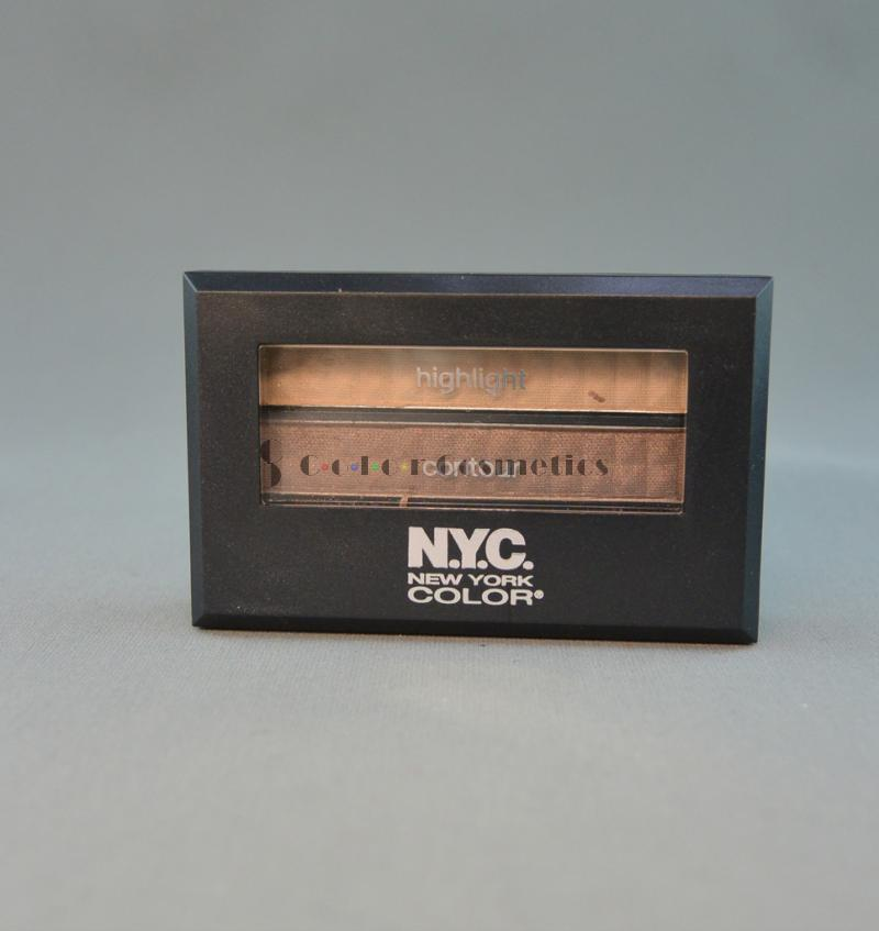 Fard de pleoape NYC City Duet Eyeshadow - Eastside Brownstone