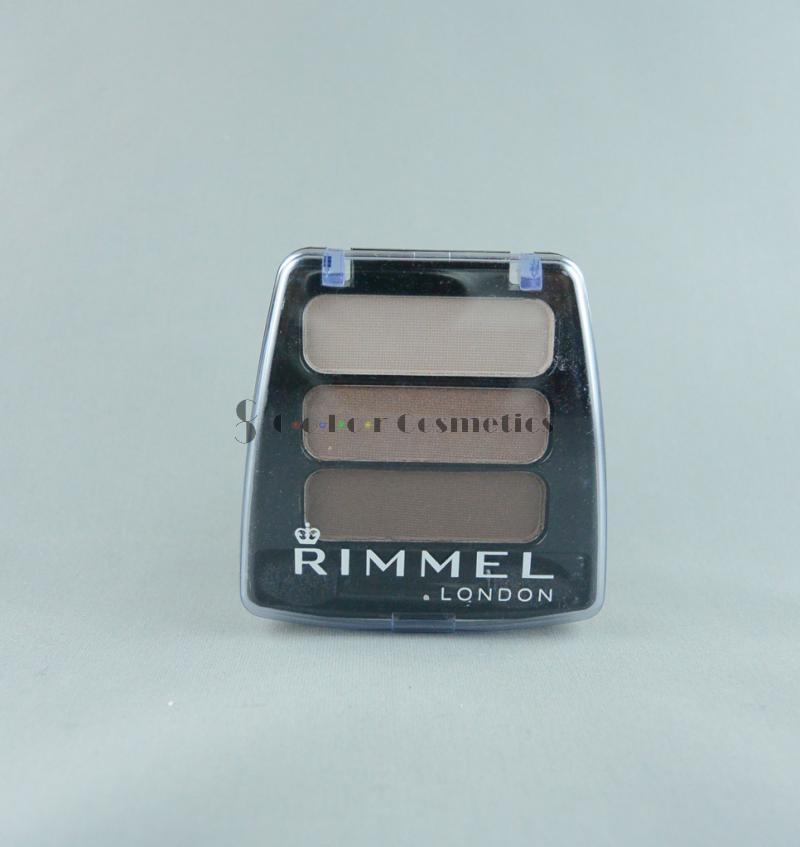 Fard de pleoape Rimmel COLOUR Rush trio Eyeshadow - Orion