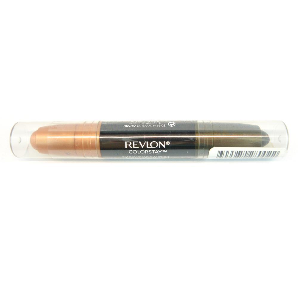 Fard dublu Revlon Colorstay Smoky Eye shadow Stick - Atomic
