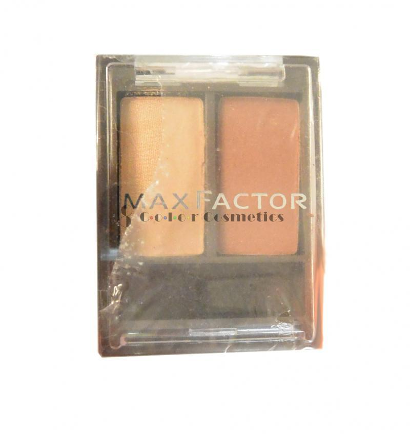 Fard duo cu pensula Max Factor Colour Perfection Eyeshadow - Dawning Gold