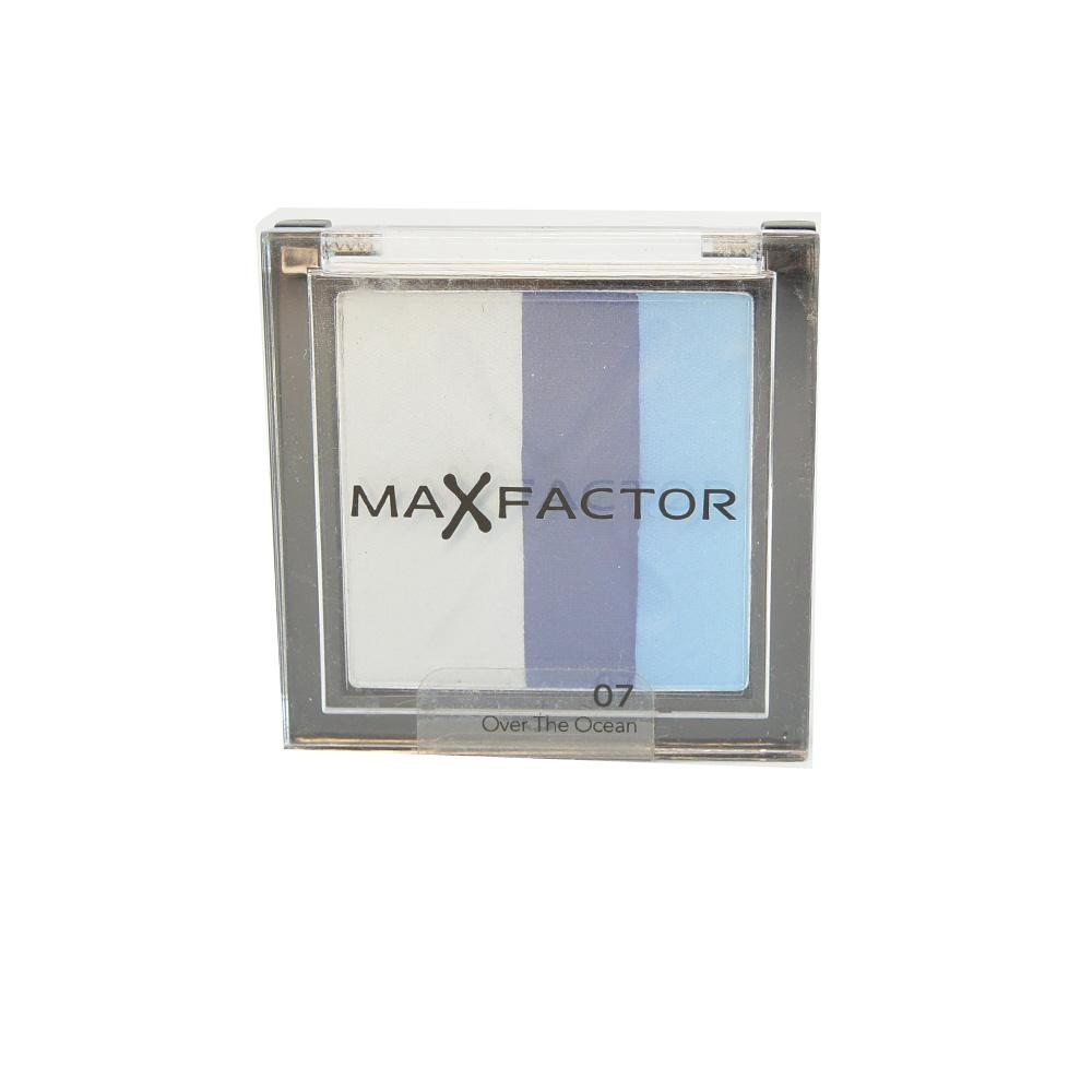 Fard MaxFactor Max Effect Trio Eyeshadows - Over the Ocean