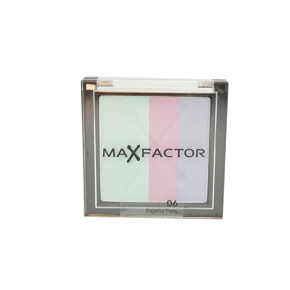 Fard MaxFactor Max Effect Trio Eyeshadows - Pajama Party