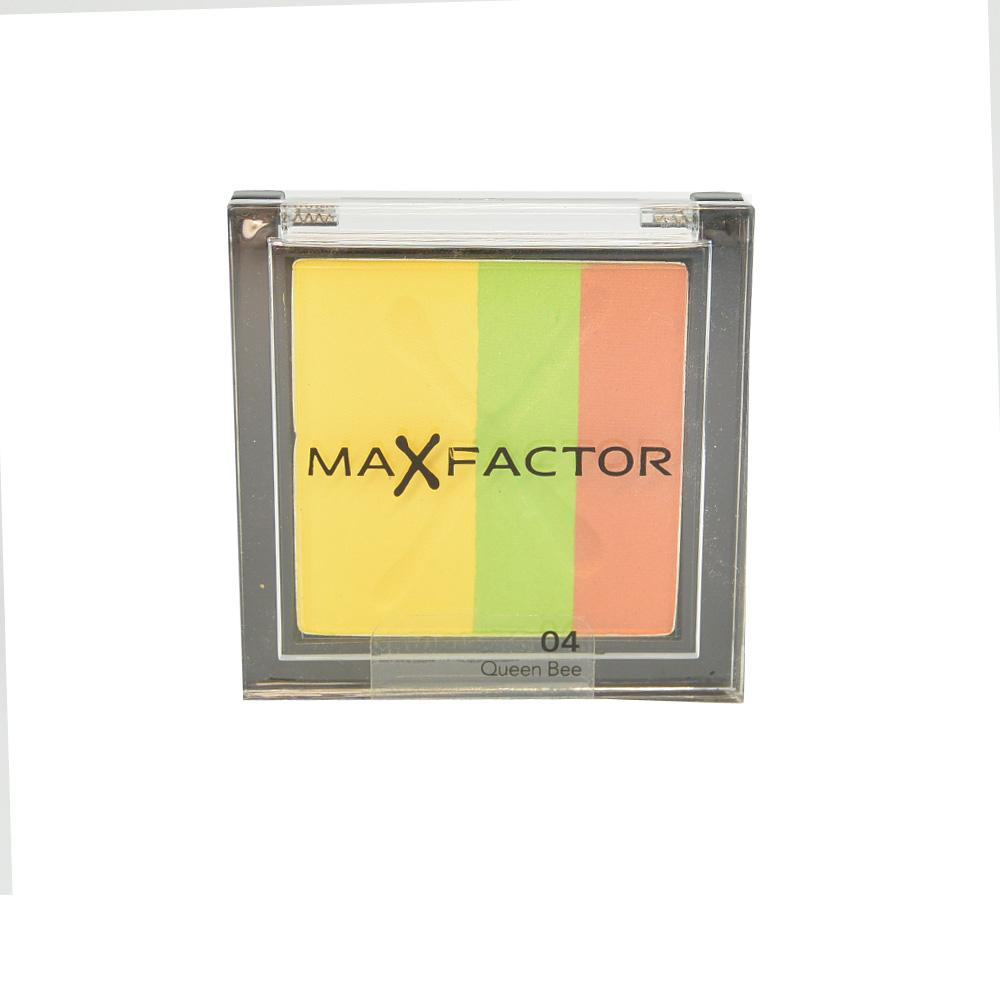Fard MaxFactor Max Effect Trio Eyeshadows - Queen Bee
