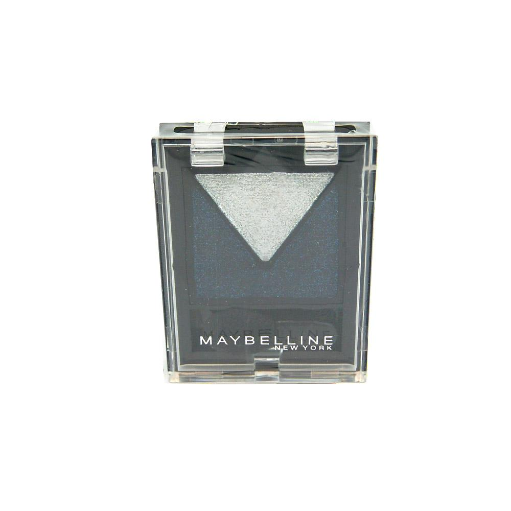 Fard Maybelline Eye Studio Color Bomb Duo Eyeshadow - Blue Black Silver