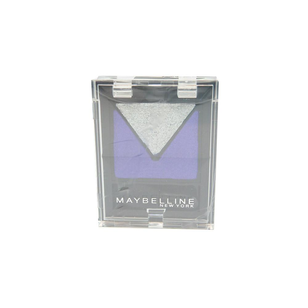 Fard Maybelline Eye Studio Color Bomb Duo Eyeshadow - Purple Silver