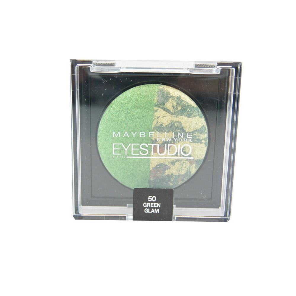 Fard Maybelline EyeStudio Cosmos Duo - Green Glam