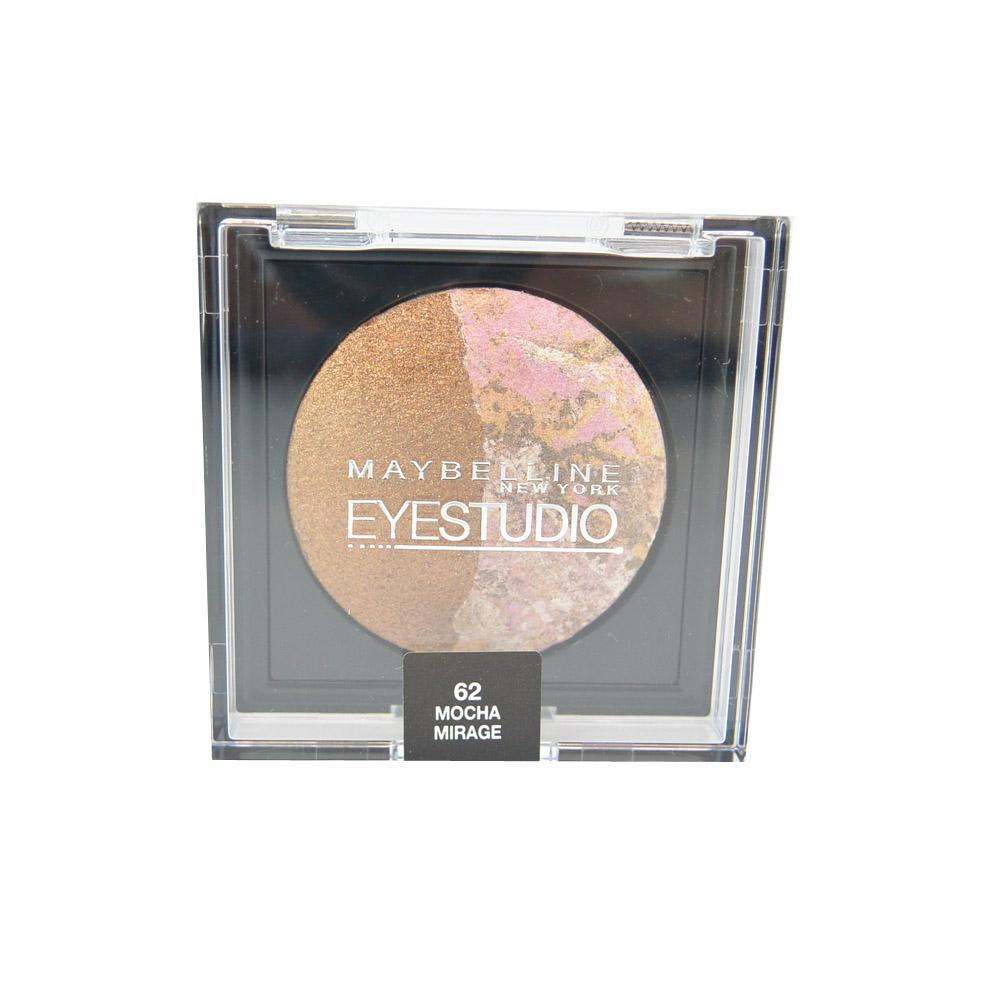Fard Maybelline EyeStudio Cosmos Duo - Mocha Mirage
