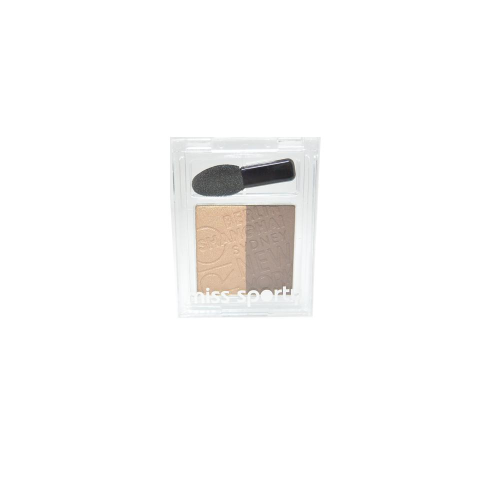 Fard Miss Sporty Studio Colour Duo Eyeshadow - Sleek Looking