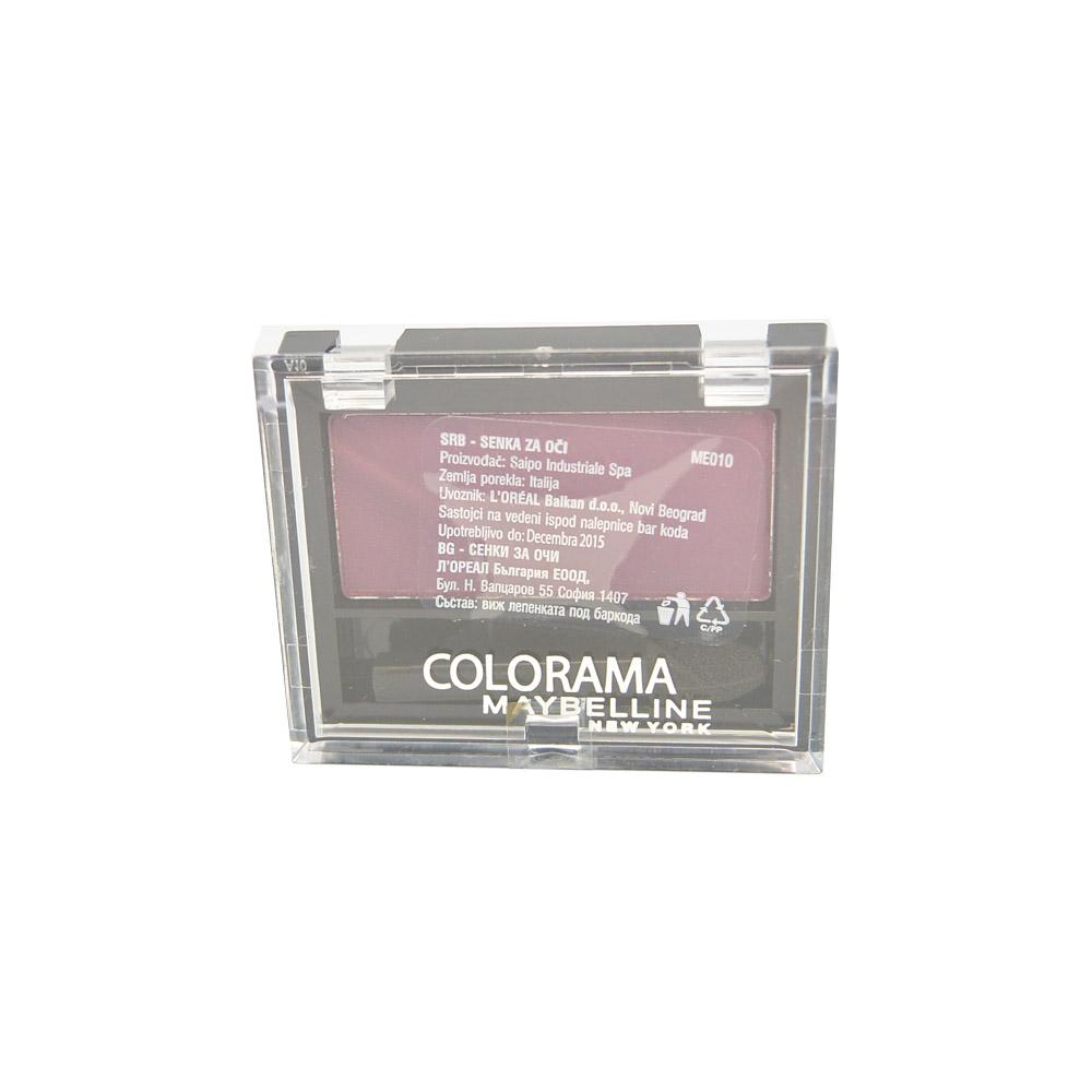 Fard mono Maybelline Colorama Mono Eyeshadow - 402