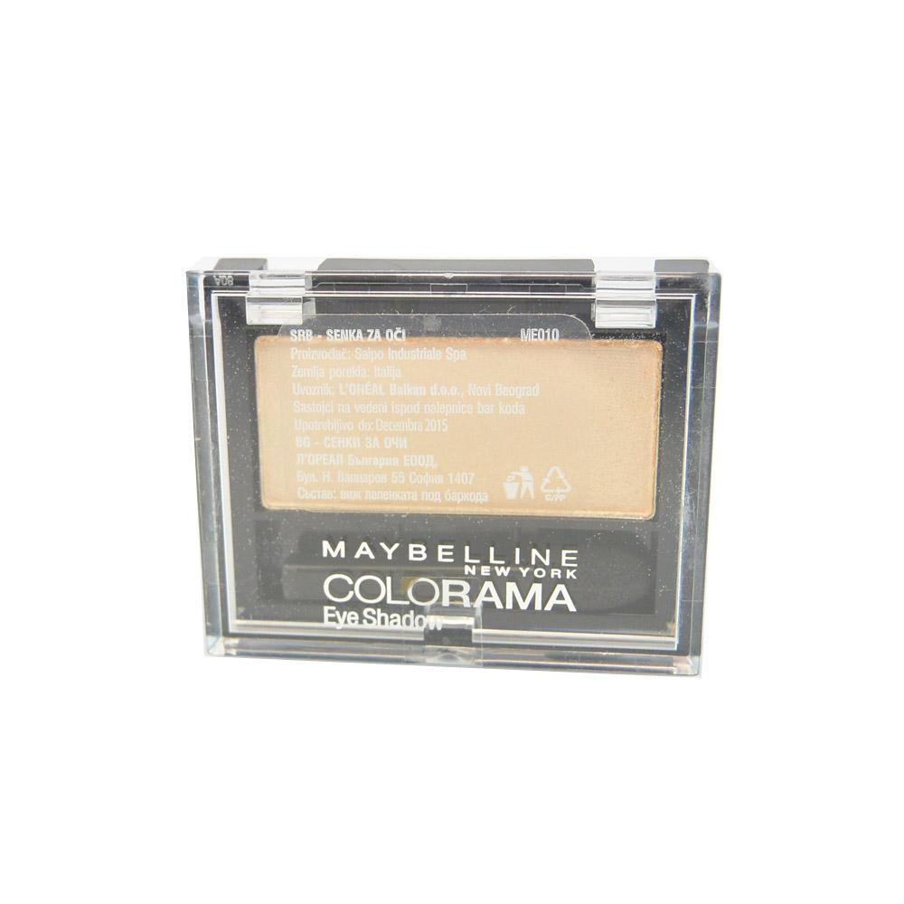 Fard mono Maybelline Colorama Mono Eyeshadow - 501