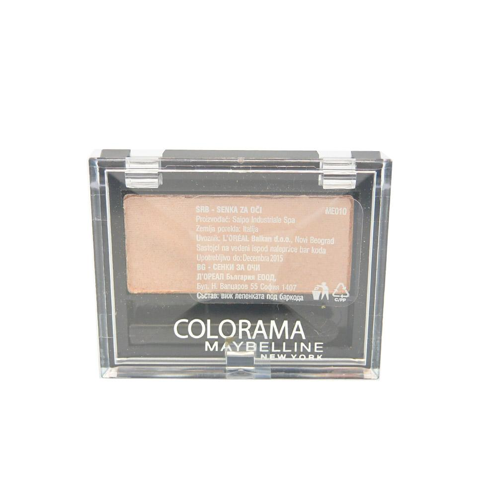 Fard mono Maybelline Colorama Mono Eyeshadow - 701