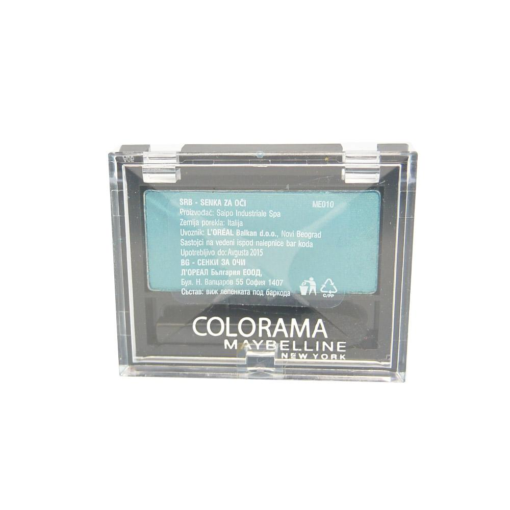 Fard mono Maybelline Colorama Mono Eyeshadow - 809
