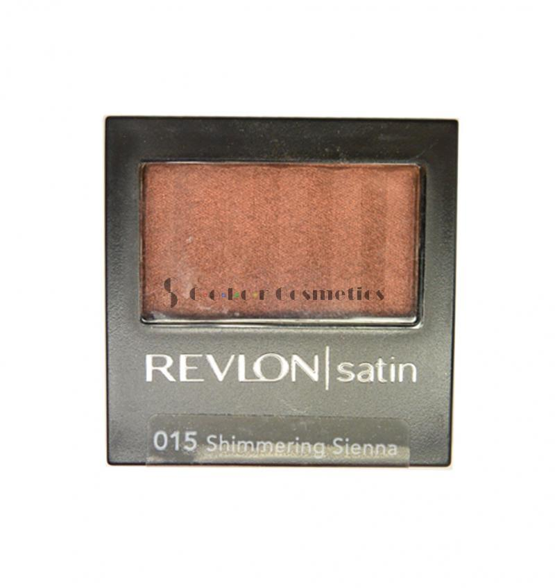 Fard mono Revlon Satin - Shimmering Sienna