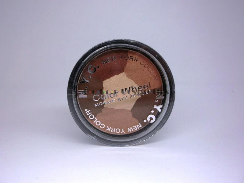 Fard Mozaic Nyc Color Wheel - Brown Eyed Girl