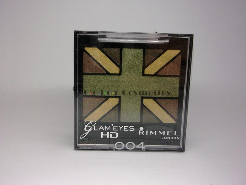 Fard Rimmel Glam Eyes HD - Green Park