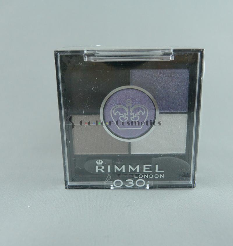 Fard Rimmel Glam eyes HD 5 COLOUR Eyeshadow - Purple Crown