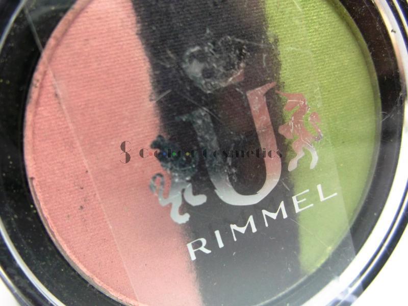 Fard Rimmel London THREE-SUM - Naughty