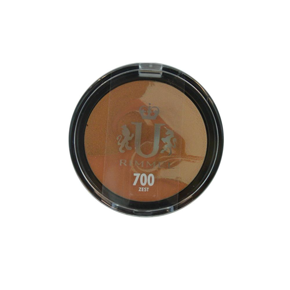 Fard Rimmel U ROCK! Eyeshadow - Zest