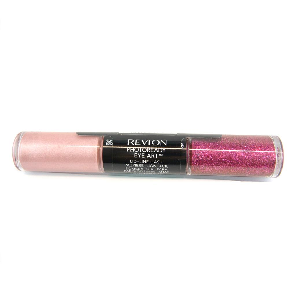 Fard si tus de ochi Revlon PhotoReady Eye Art Lid & Line - Fuchsia Flash