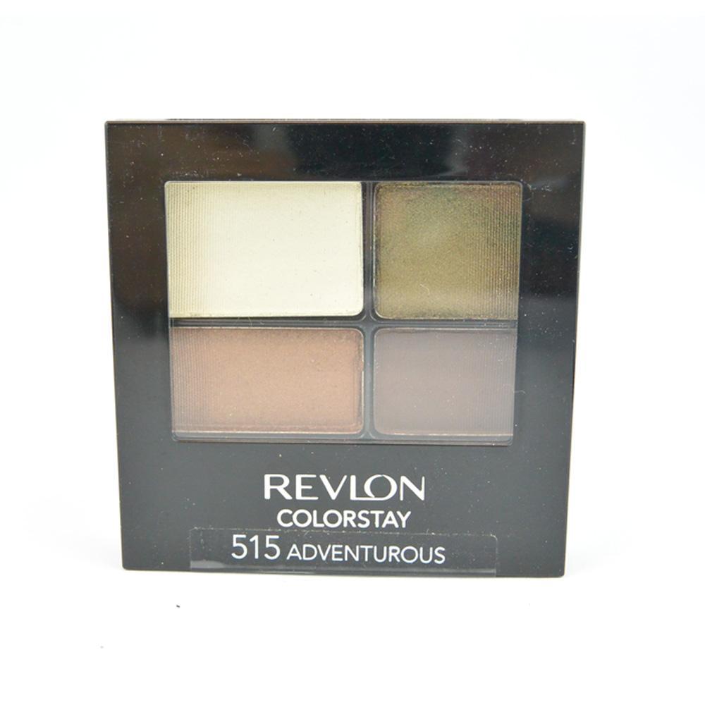 Farduri Revlon Colorstay 16 Hour Quad Eyeshadow - Adventurous