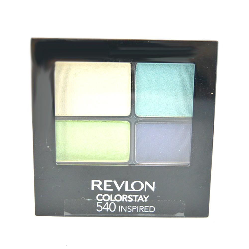 Farduri Revlon Colorstay 16 Hour Quad Eyeshadow - Inspired