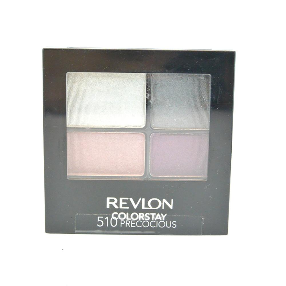 Farduri Revlon Colorstay 16 Hour Quad Eyeshadow - Precocious