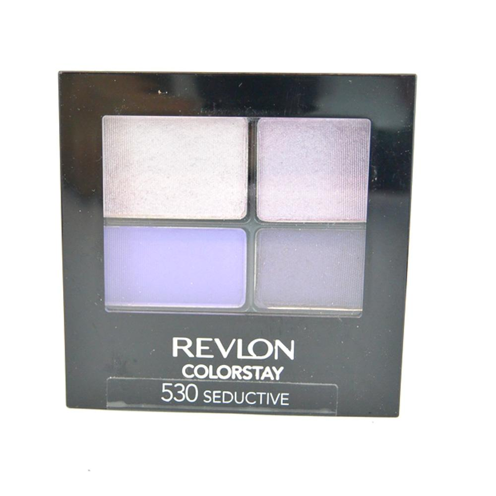 Farduri Revlon Colorstay 16 Hour Quad Eyeshadow - Seductive