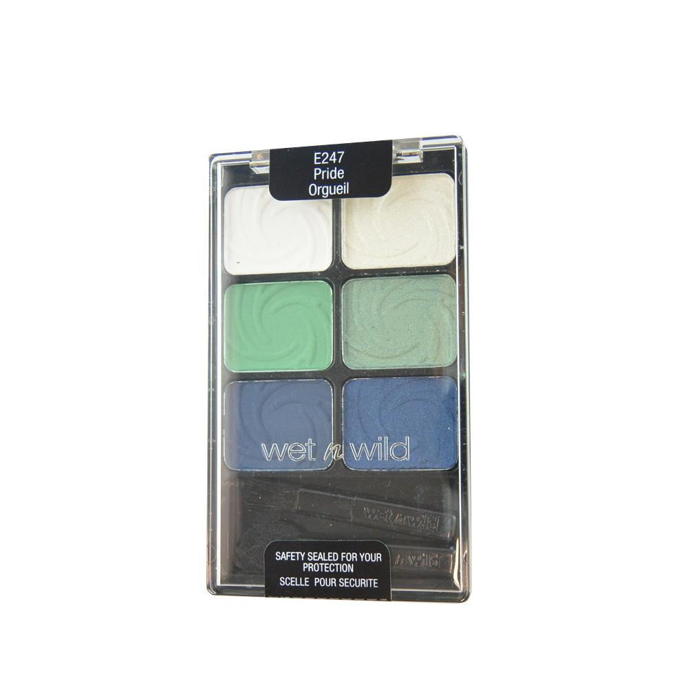 Farduri Wet n Wild Coloricon Eyeshadows - Pride