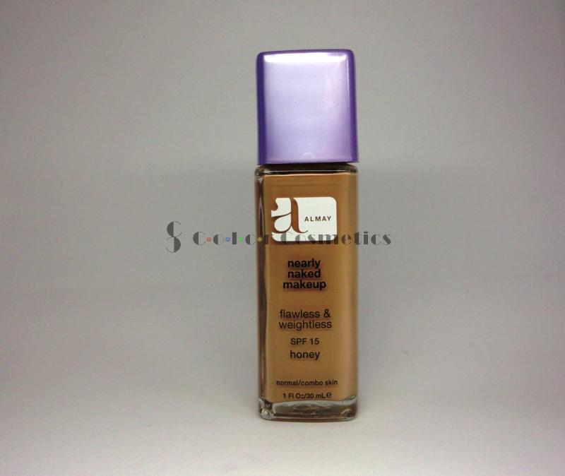Fond de ten Almay Nearly Naked Makeup - Honey