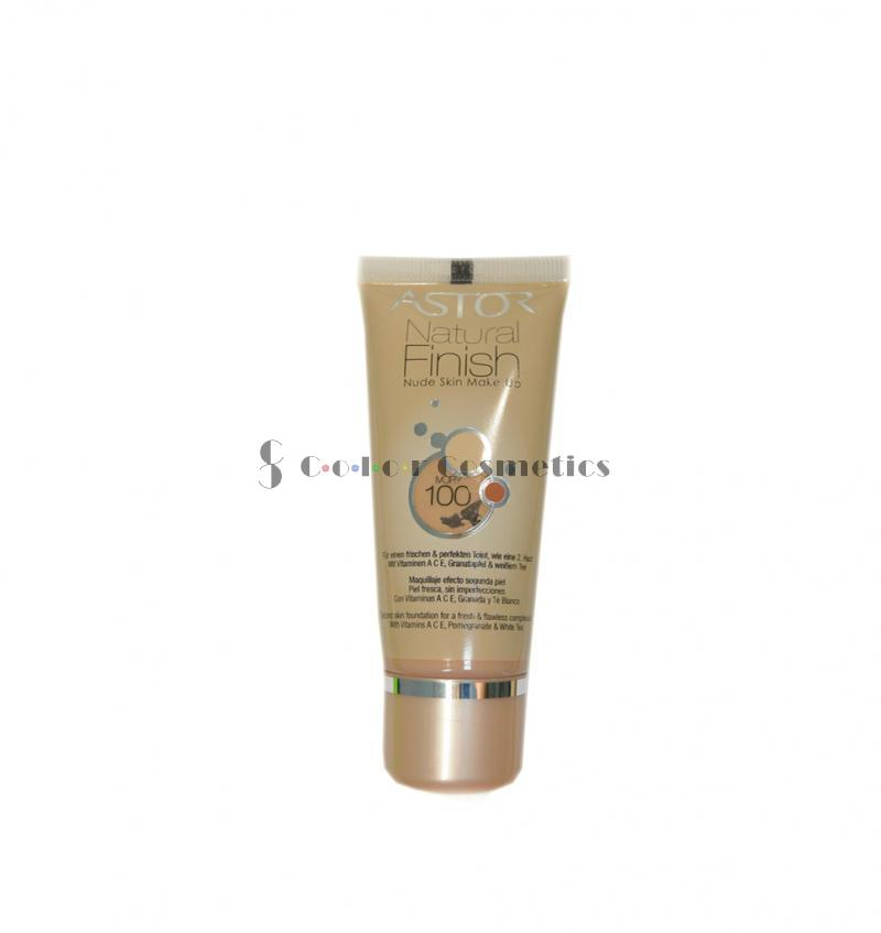 Fond de ten Astor Natural Finish Nude Skin Make-up - Mory