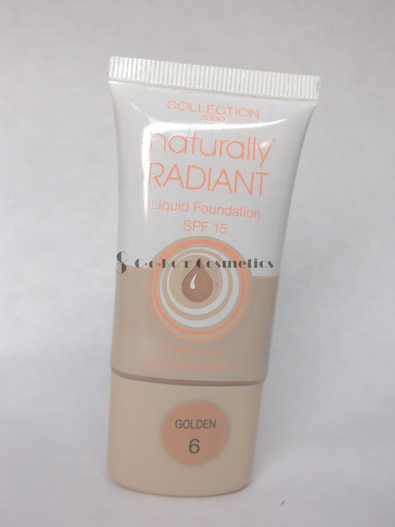 Fond de ten Collection 2000 Naturally Radiant Foundation - Golden