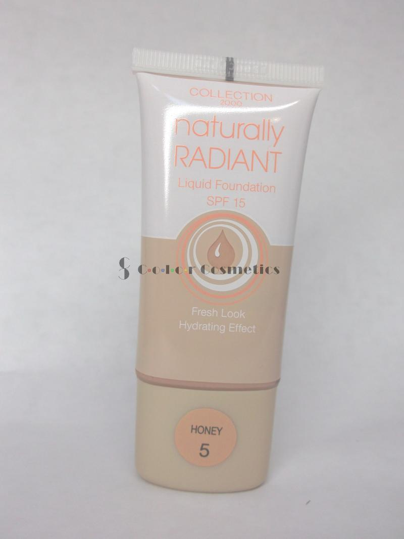 Fond de ten Collection 2000 Naturally Radiant Foundation - Honey
