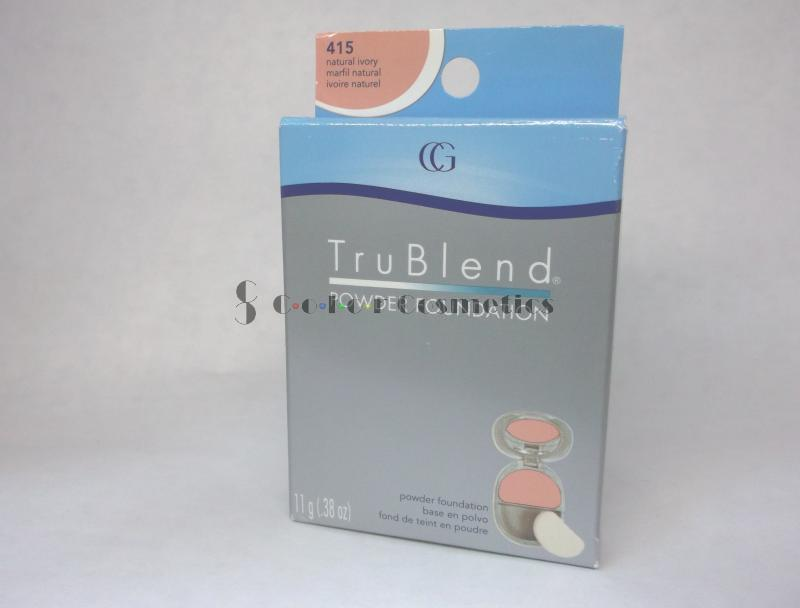 Fond de ten compact CoverGirl - TruBlend powder foundation - Natural Ivory