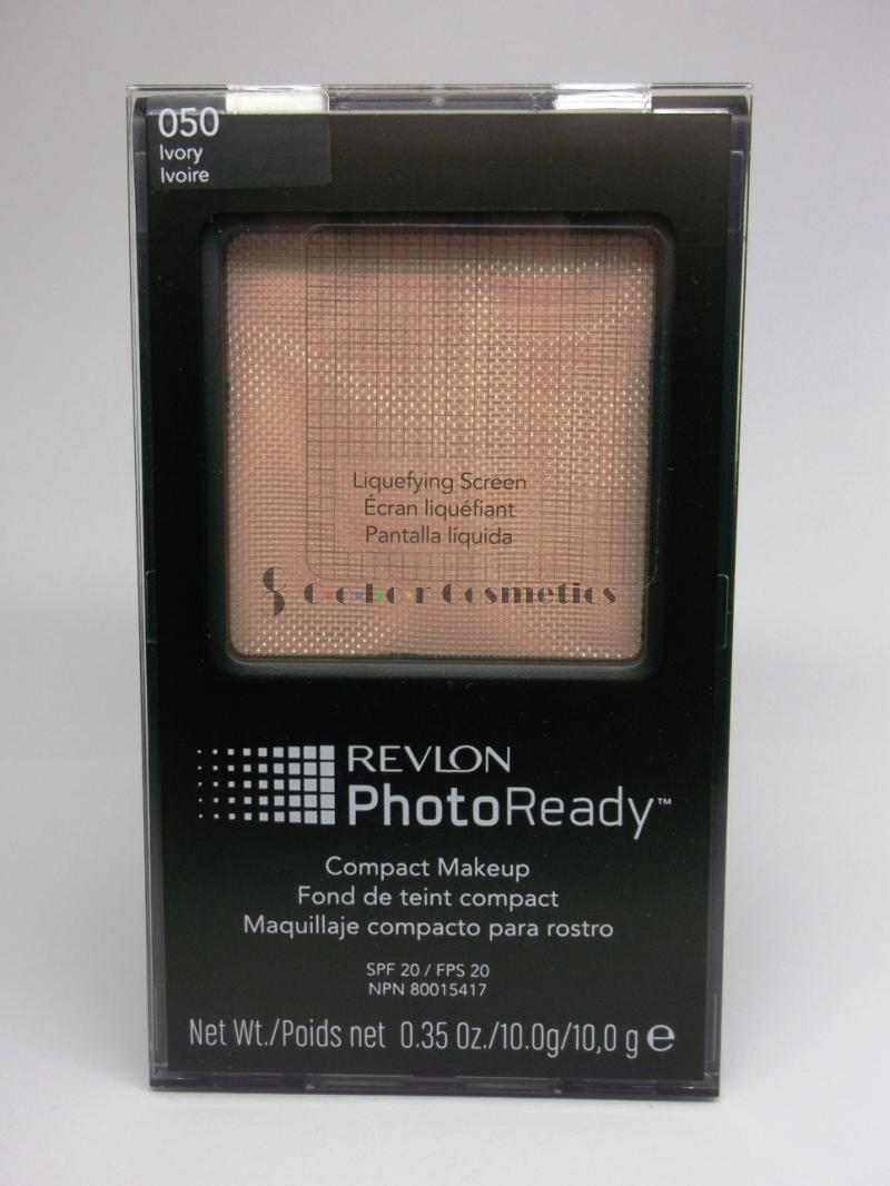 Fond de ten compact Revlon Photo Ready - Ivory