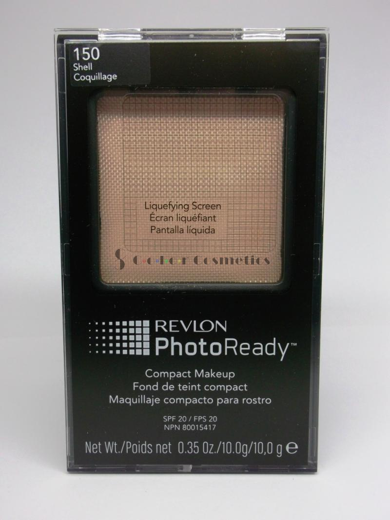 Fond de ten compact Revlon Photo Ready - Shell