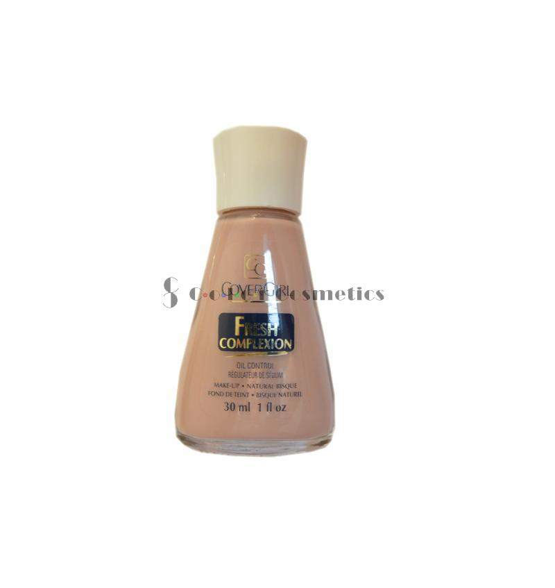 Fond De Ten Cover Girl Fresh Complexion - Natural Bisque
