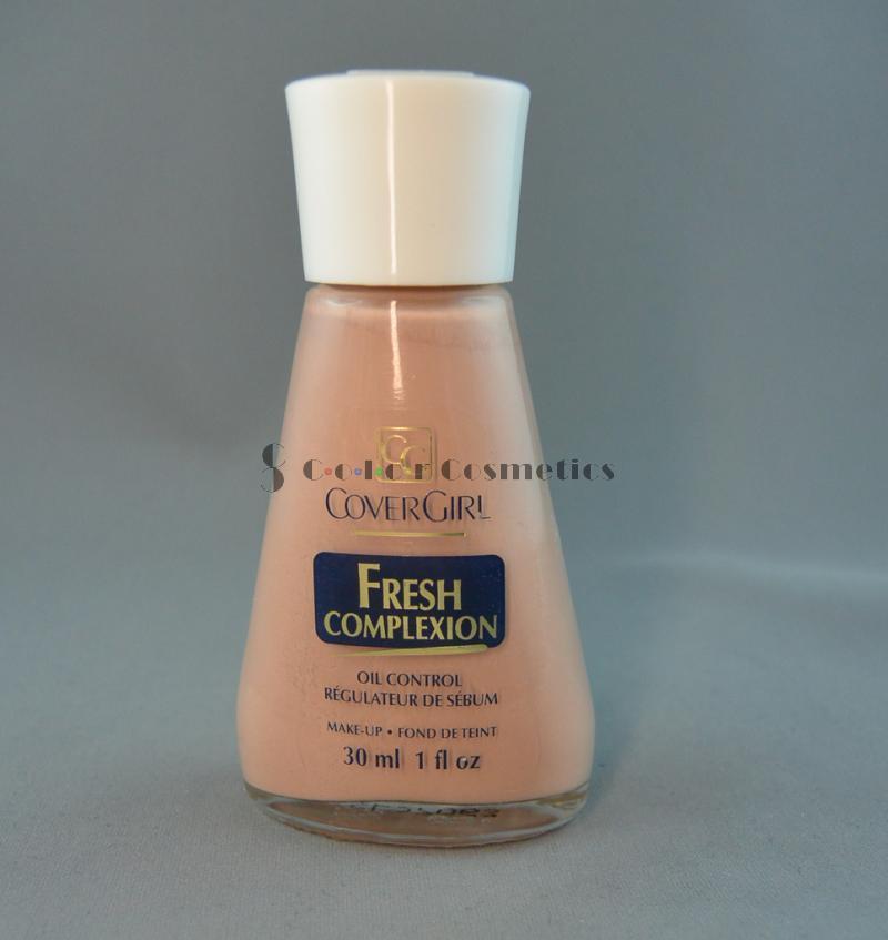 Fond de ten CoverGirl Fresh Complexion - Creme Beige