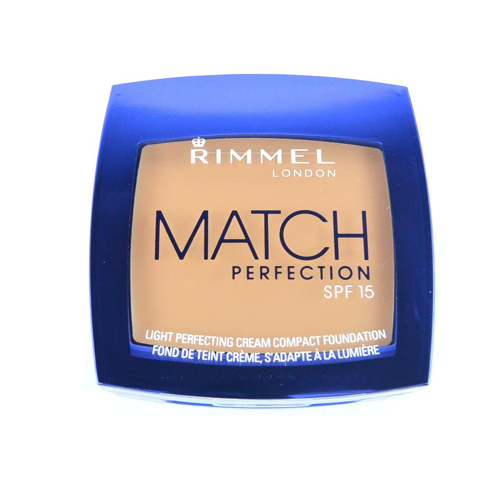 Fond de ten cremos Rimmel Match Perfection Cream Compact Foundation - Classic Beige