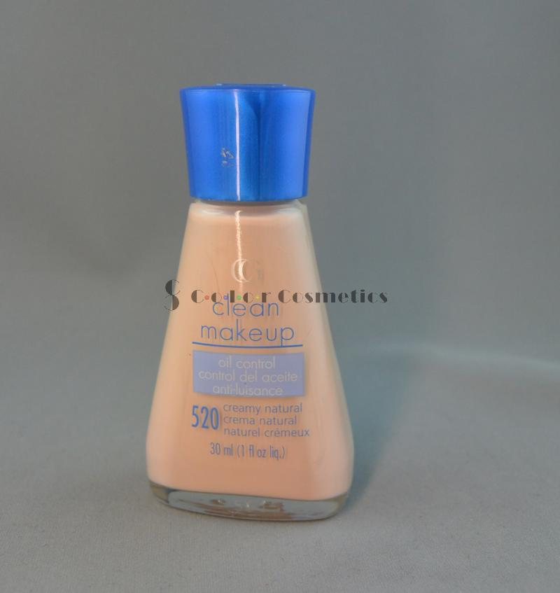Fond de ten lichid Covergirl Clean Makeup - Creamy Natural
